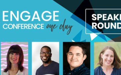 ENGAGE One Day Speaker Round-Up