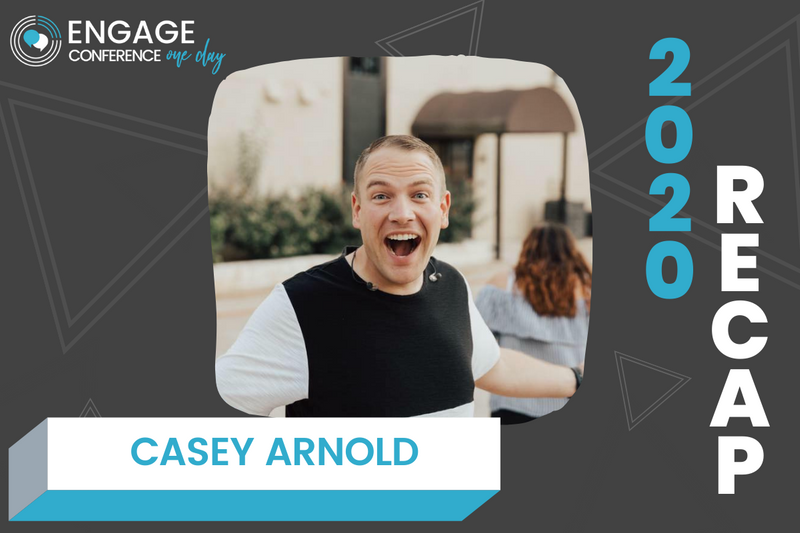 ENGAGE One Day Recap: From Impersonal to Personal
