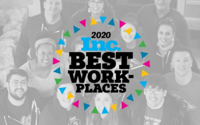 Text In Church Named One of Inc. Magazines Best Workplaces of 2020