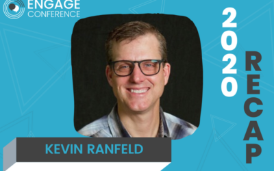 Growing Smaller While Growing Larger: A Recap Post from ENGAGE Conference 2020